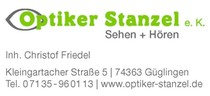 Optiker Stanzel e.K.